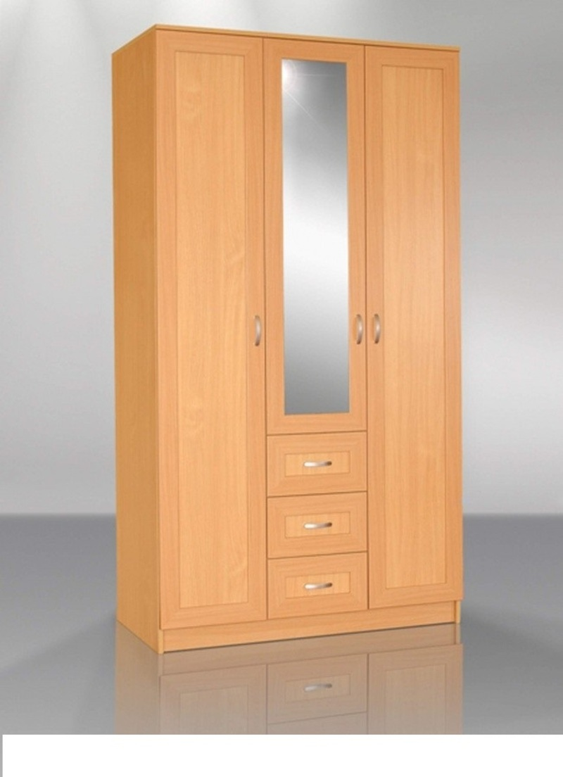Шкаф распашной шр-2 купить в интернет магазине недорогой меб.